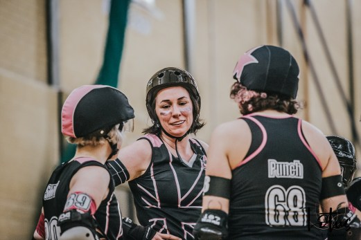 SWAT London Roller Derby Lotus Photography Bournemouth Dorset Sports Photography 76