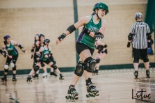 SWAT London Roller Derby Lotus Photography Bournemouth Dorset Sports Photography 84