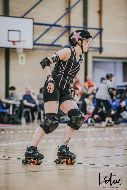 SWAT London Roller Derby Lotus Photography Bournemouth Dorset Sports Photography 85