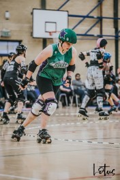 SWAT London Roller Derby Lotus Photography Bournemouth Dorset Sports Photography 86