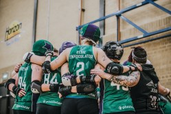 SWAT London Roller Derby Lotus Photography Bournemouth Dorset Sports Photography 88