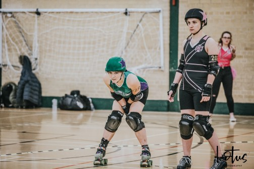 SWAT London Roller Derby Lotus Photography Bournemouth Dorset Sports Photography 92