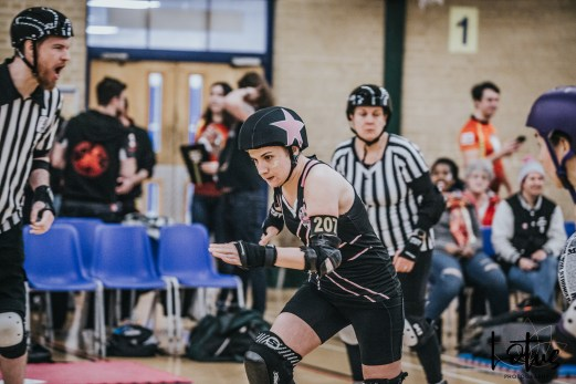 SWAT London Roller Derby Lotus Photography Bournemouth Dorset Sports Photography 94