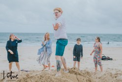 Lotus Photography UK T&A Bournemouth Beach Wedding 323