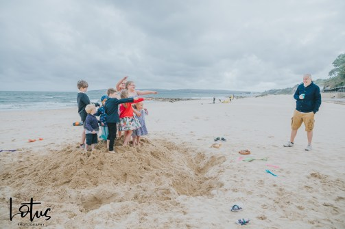 Lotus Photography UK T&A Bournemouth Beach Wedding 330