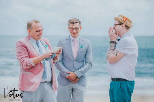 Lotus Photography UK T&A Bournemouth Beach Wedding 98