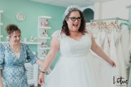 Lotus Photography Bournemouth Poole Dorset Hampshire Brides With Curves Emma Kay MUA Dress Fitting 20190804 86