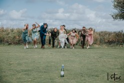 Lotus Photography UK 20190831 Jen & Ad Wedding Tintagel Cornwall Festival Wedding Tipi 218