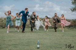Lotus Photography UK 20190831 Jen & Ad Wedding Tintagel Cornwall Festival Wedding Tipi 220