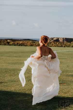 Lotus Photography UK 20190831 Jen & Ad Wedding Tintagel Cornwall Festival Wedding Tipi 478