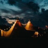 Lotus Photography UK 20190831 Jen & Ad Wedding Tintagel Cornwall Festival Wedding Tipi 595