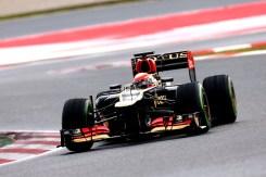 F1 Testing Barcelona 2 - Day 2