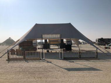 Lotus Ranch Main Tent