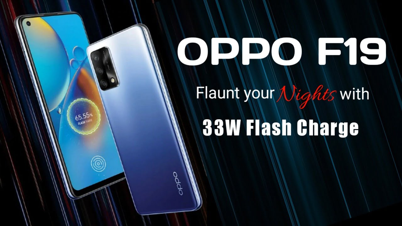 Oppo F19 Review, with 5000mah battery, 33w flash charge
