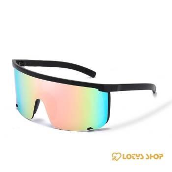 Oversized Mask Shaped Sport Sunglasses Outdoor Sports af7ef0993b8f1511543b19: C1|C2|C3|C4|C5|C6|C7
