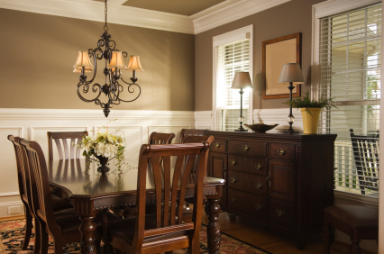 Painting Accent Walls Dining Room Ideas