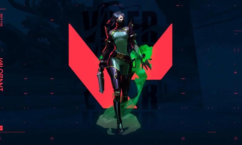 Valorant-Viper