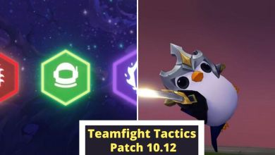 Teamfight Tactics patch 10.12