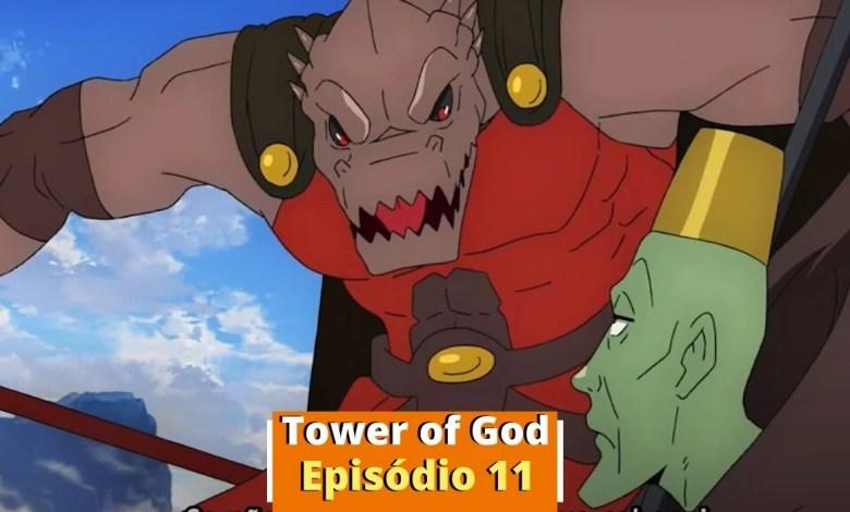 Episódio 11 de tower of god