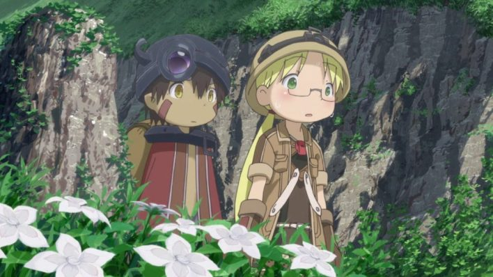 Made In Abyss - 1º Temporada