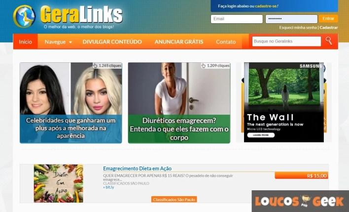 Site Geralink