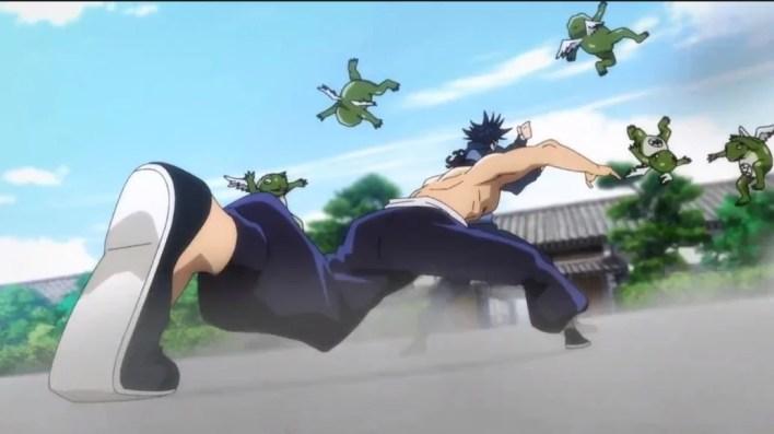 episódio 9 de Jujutsu Kaisen