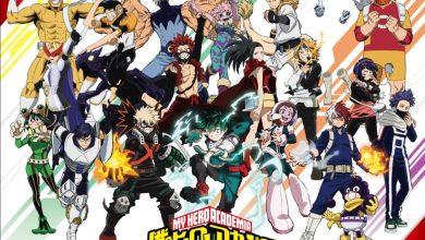 My Hero Academia 5ª temporada (Promocional)