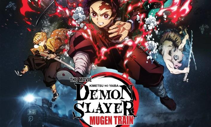 Demon Slayer Mugen Train ganha novo PV