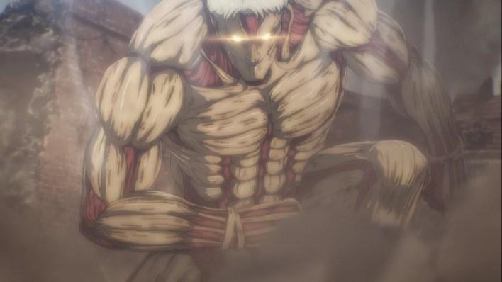 Episódio 1 da 4ª temporada de Attack on Titan