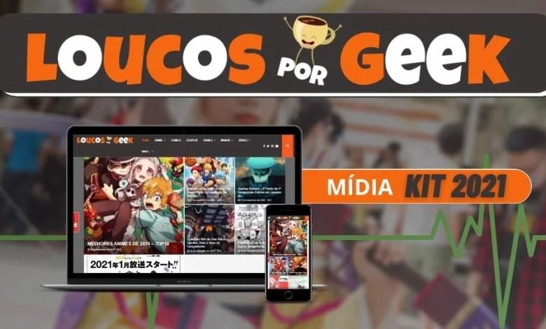 Mídia Kit - Loucos por Geek