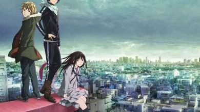 Noragami Anime