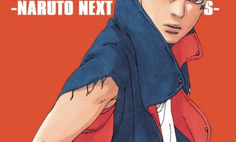 Imagem do Capítulo 53 de Boruto: Naruto Next Generations - Todos os Direitos Reservados