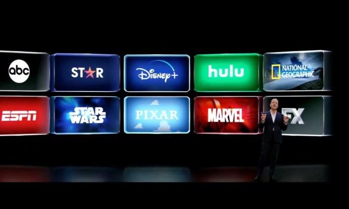 Imagem do Disney Investor Day 2020