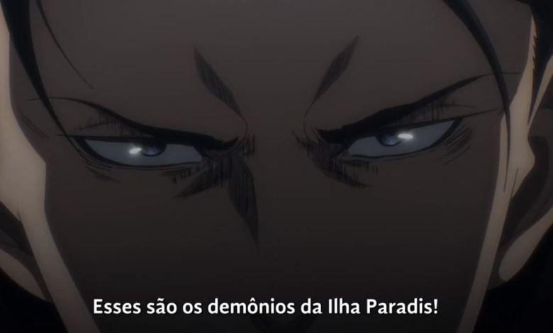 Levi- Assistir Shingeki no Kyojin Final Season _ Attack on Titan ( 4ª Temporada ) _ SN