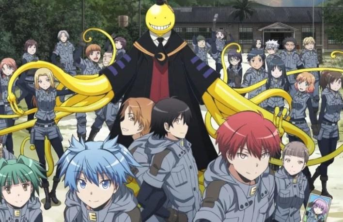 Assasination Classroom Anime
