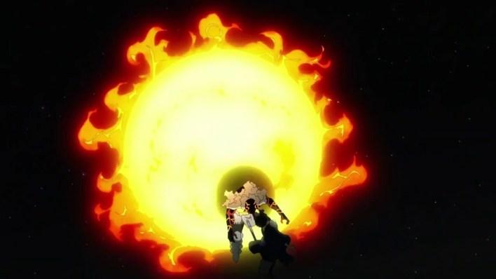 Benimaru Shinmon vs Demon melhores lutas