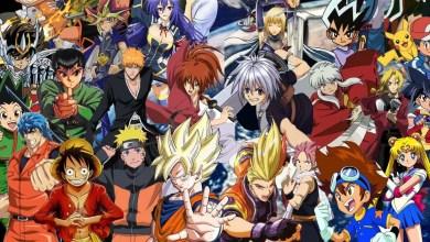 Personages de Animes