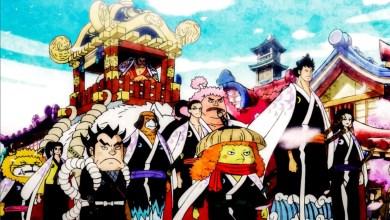One Piece Episódio 962