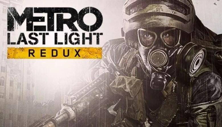 Metro: Last Light Redux Está Grátis na Epic Games