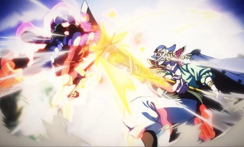 Episódio 963 de One Piece - Oden VS Barba Branca