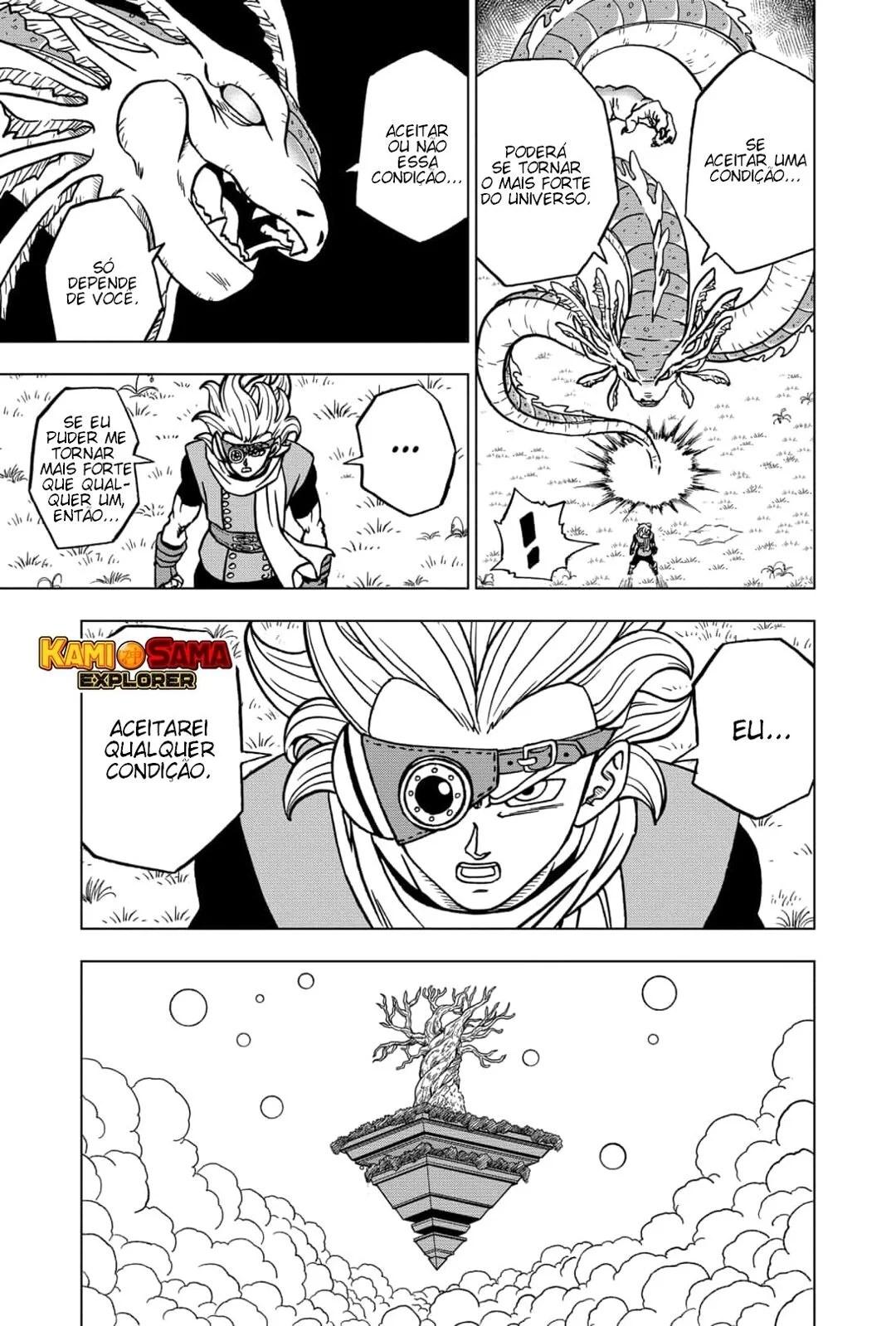 Dragon Ball Super - Capítulo 70