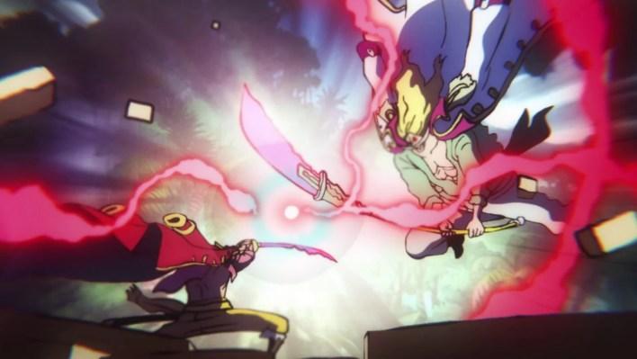 One Piece Episódio 965 - O Poder de Gold Roger