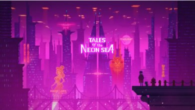 Tales of The Neon Sea Grátis na Epic Games Store