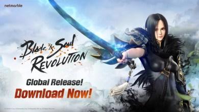 MMO Blade & Soul Revolution