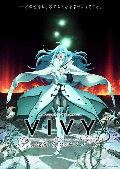 Vivy: Fluorite Eye's Song - Todos os direitos reservados