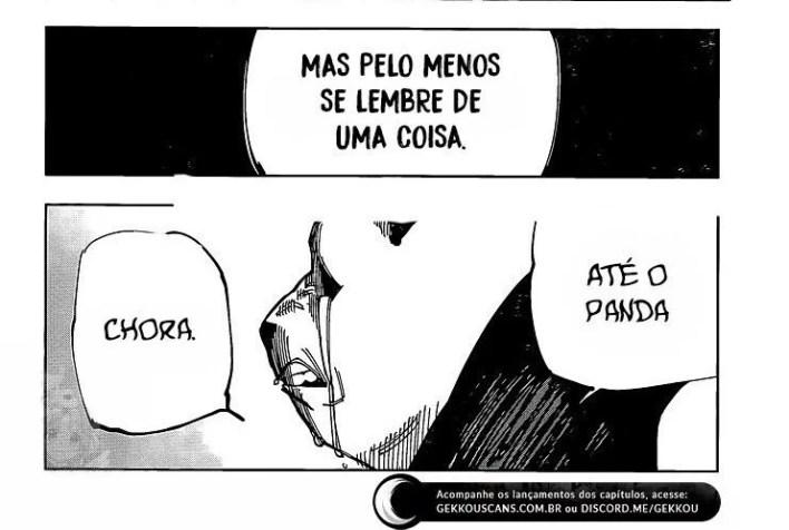 Capítulo 147 de Jujutsu Kaisen - Panda