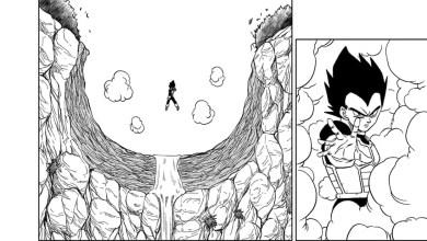 Dragon Ball Super - Capítulo 71 - Vegeta