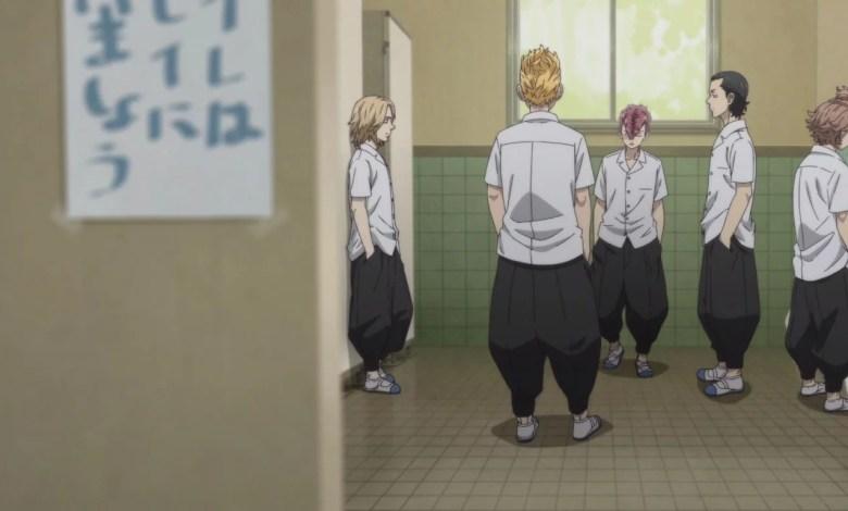 Tokyo Revengers - Episódio 02