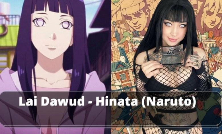 Lai Dawud - Hinata (Naruto)