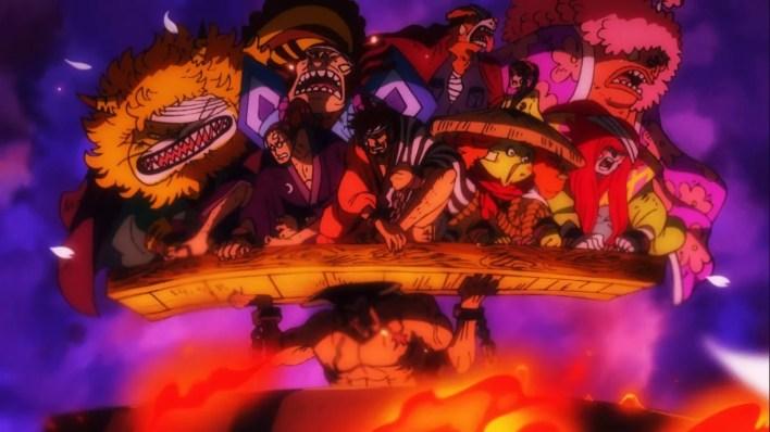 One Piece - Episódio 974